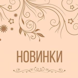 Новинки интернет-магазина